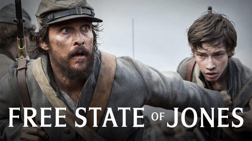 Free State of Jones Netflix
