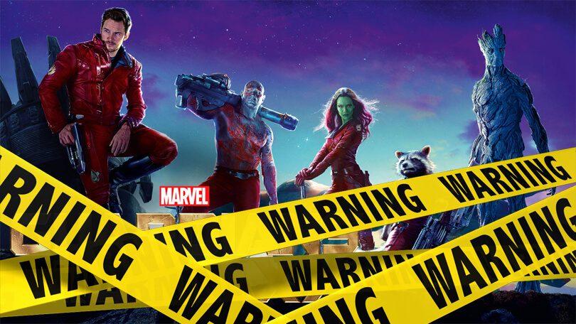 Guardians of the Galaxy Netflix verwijderd