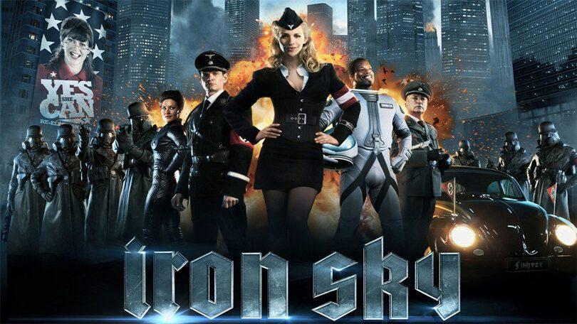 Iron Sky Netflix