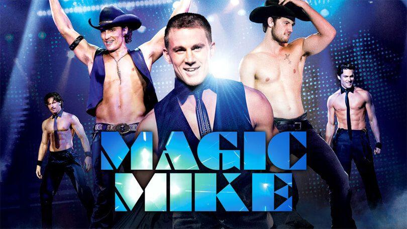 Magic Mike Netflix
