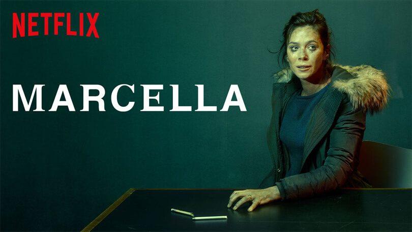 Marcella seizoen 3 Netflix