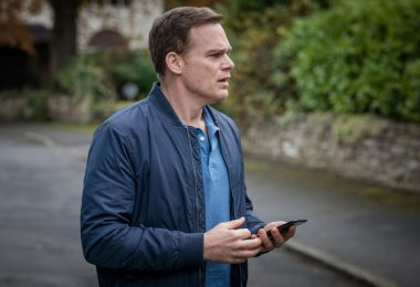 Michael C Hall In the Shadow of the Moon Netflix