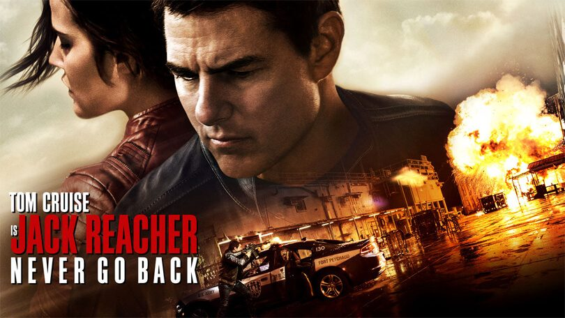Never Go Back Jack Reacher Netflix