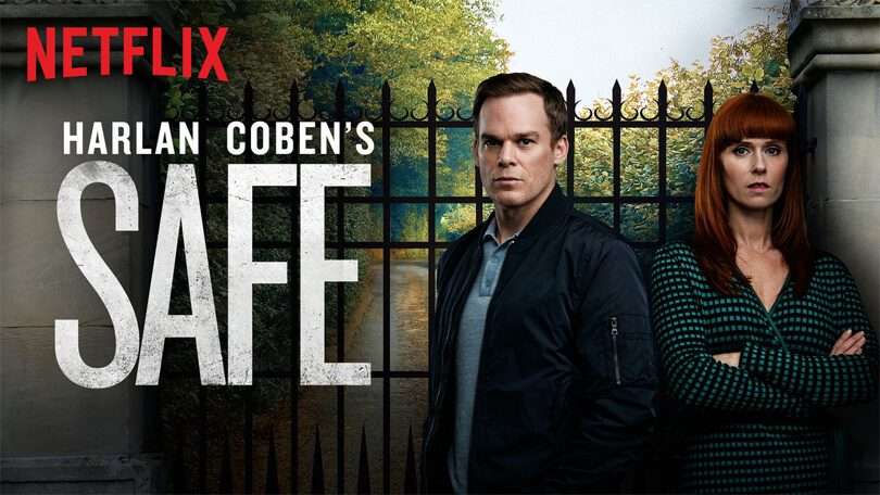 Harlan Coben Netflix deal