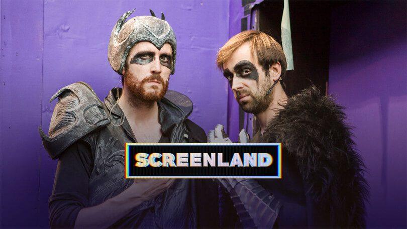 Screenland Netflix