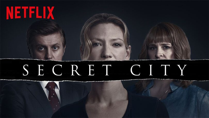 Secret City Netflix serie