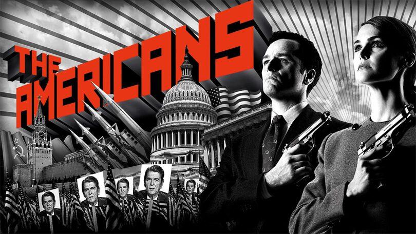 The Americans seizoen 5 Netflix