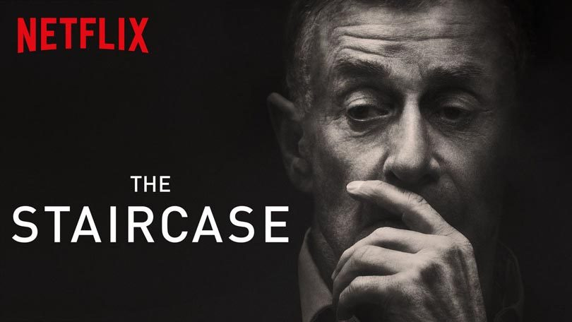 The Staircase Netflix