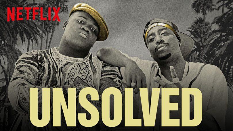 Unsolved Tupac Netflix