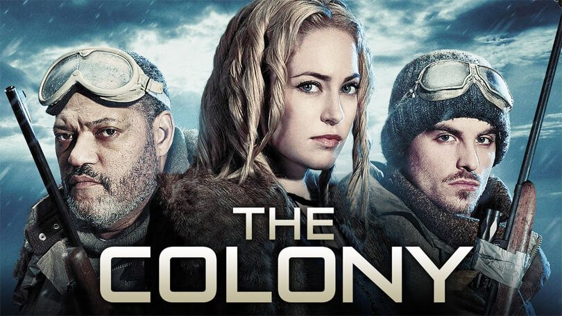 The Colony Netflix