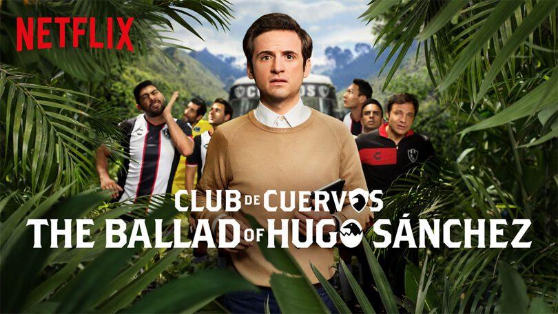 Cuervos Balada de Hugo Sanchez