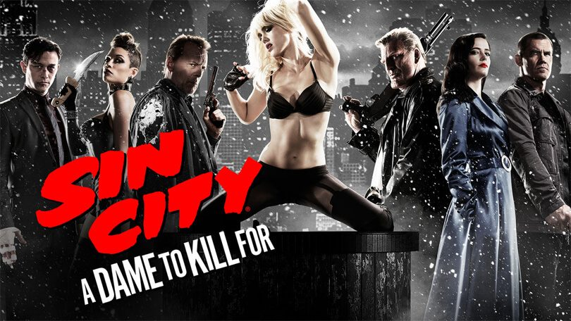 Sin City 2: A Dame to Kill For Netflix