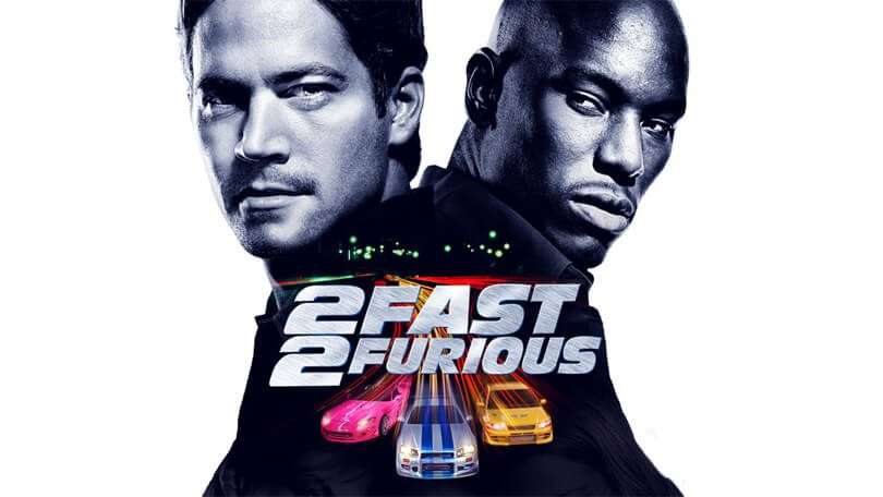 2 Fast 2 Furious Netflix