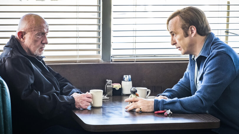 Better Call Saul seizoen 4 Netflix