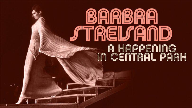 Barbra Streisand Central Park (1)