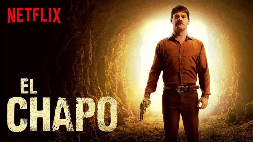 El Chapo seizoen 3 Netflix