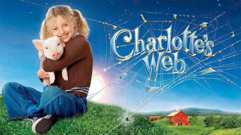 Charlottes Web Netflix