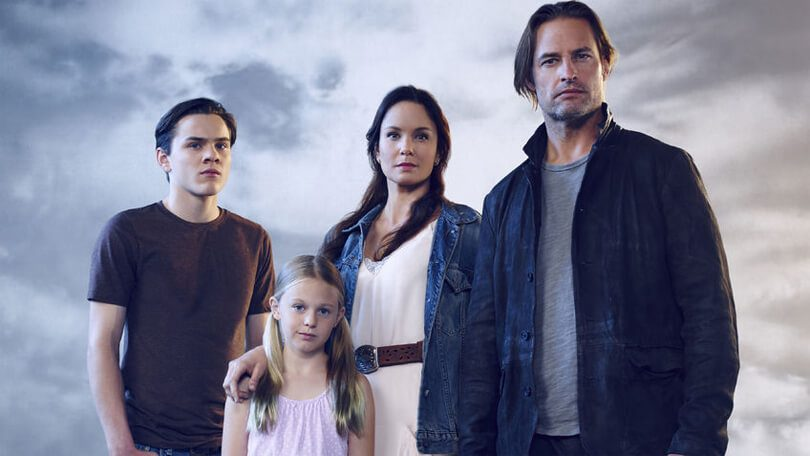 Colony gecanceld Netflix