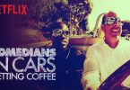 Comedians in Cars Netflix