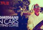 Comedians in Cars Netflix
