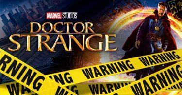 Doctor Strange Verwijderd Netflix