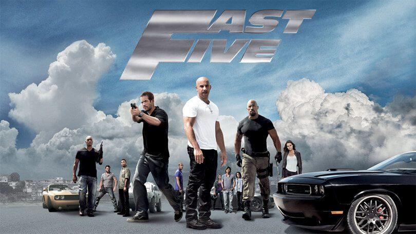 Fast Five Netflix