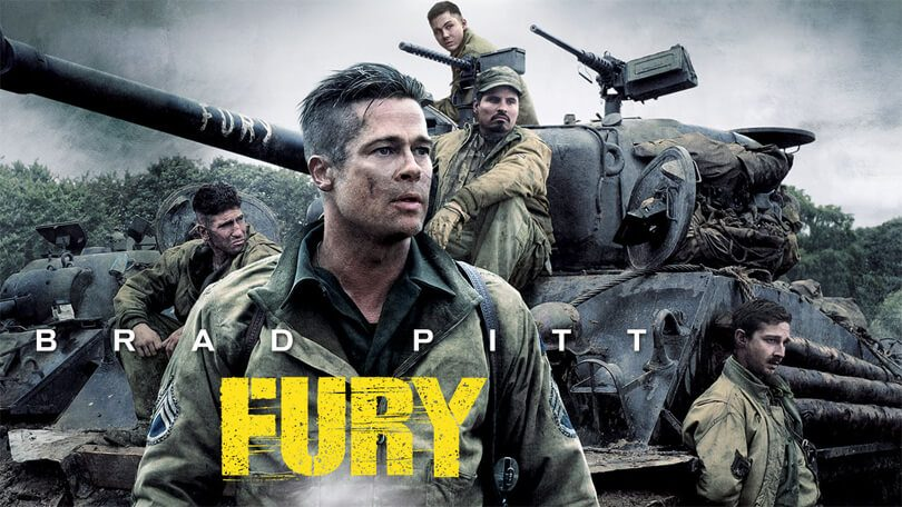 Fury Netflix