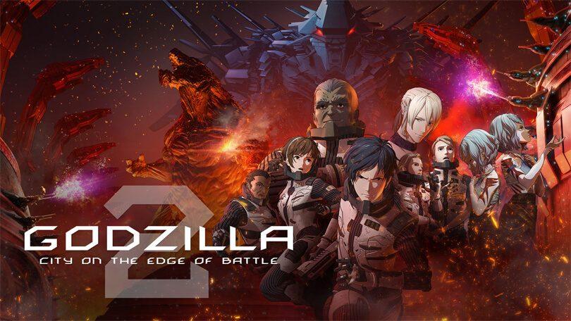 Godzilla 2 Netflix