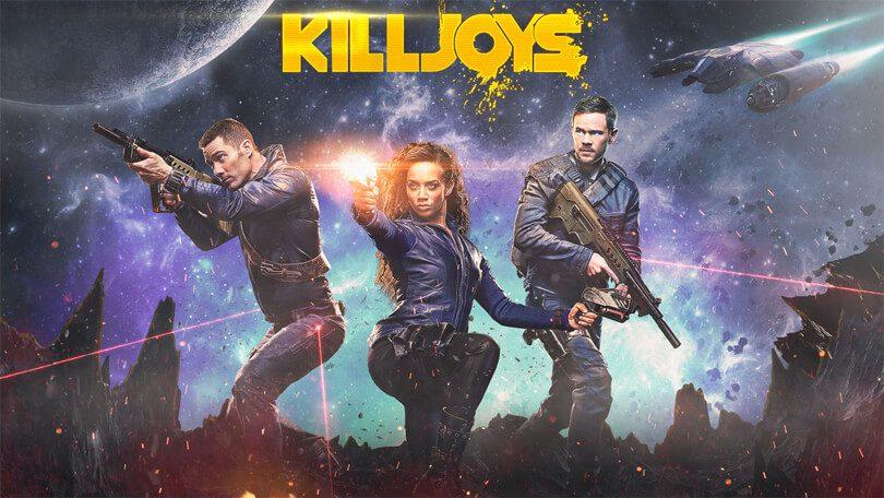 Killjoys Netflix