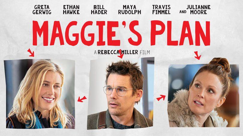 Maggies Plan Netflix
