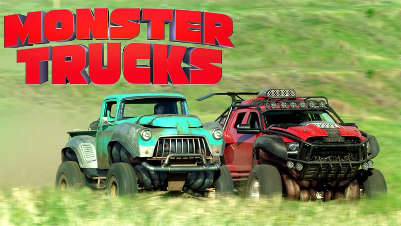 Monster Trucks Netflix