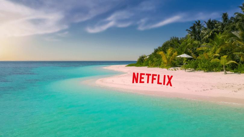 Netflix op vakantie