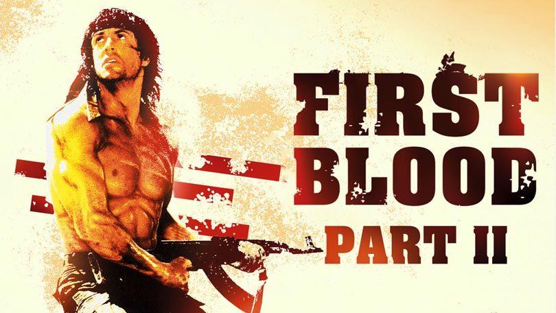 Rambo First Blood Part II Netflix