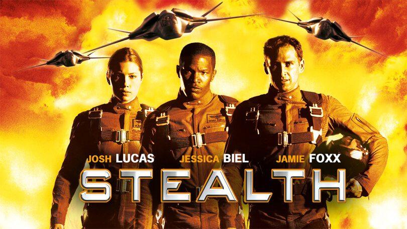 Stealth Netflix