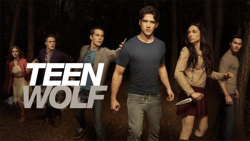 Teen Wolf complete serie Netflix