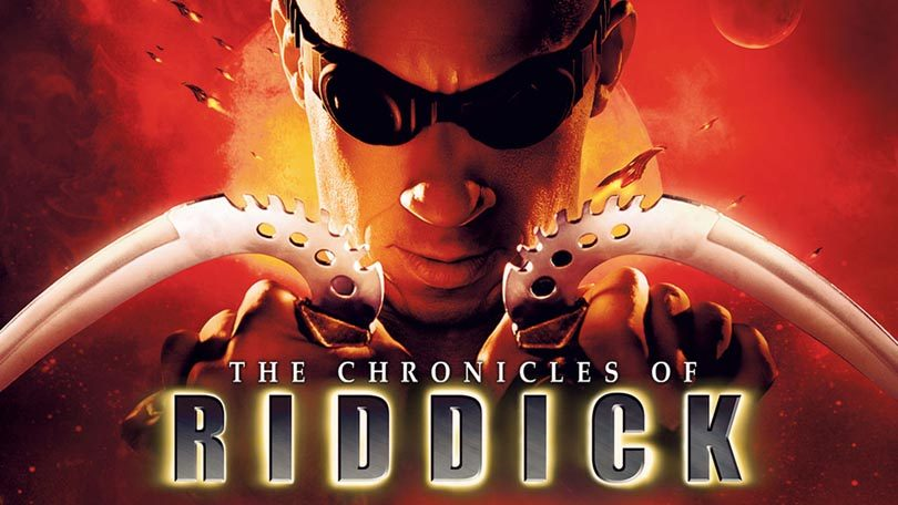 The Chronicles of Riddick Netflix