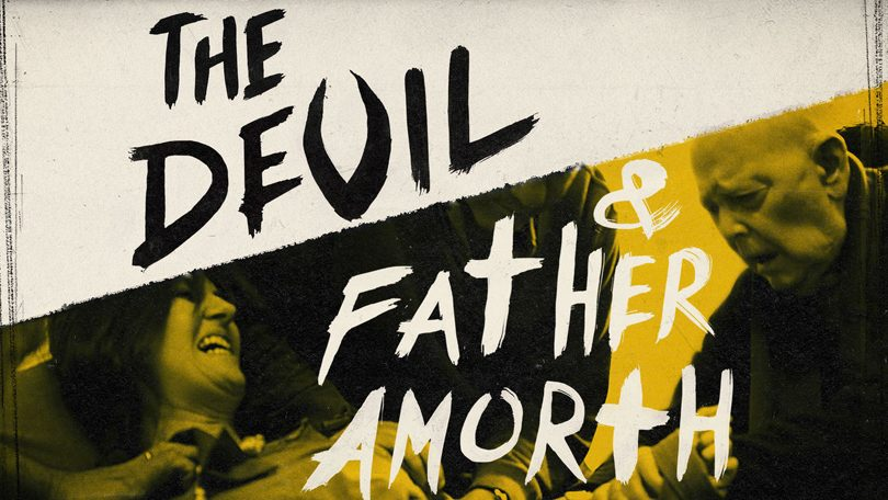 The Devil & Father Amorth Netflix