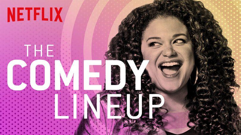 Comedy Lineup Netflix