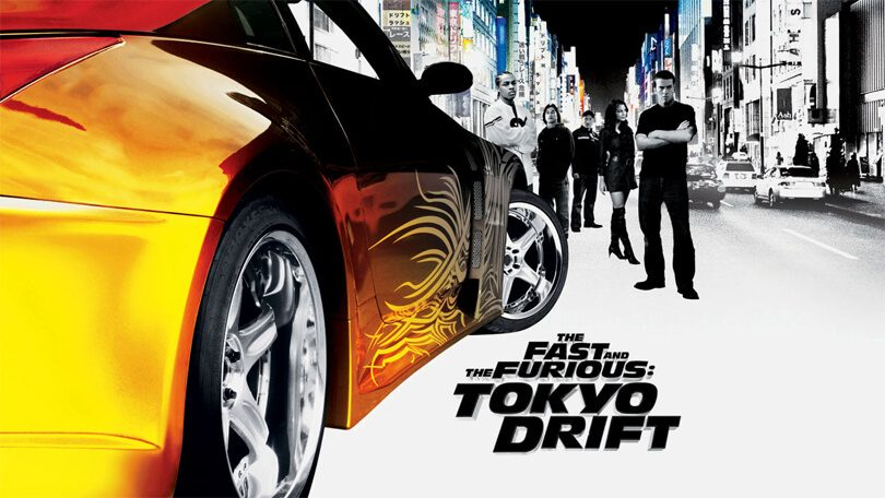 The Fast and the Furious Tokyo Drift Netflix