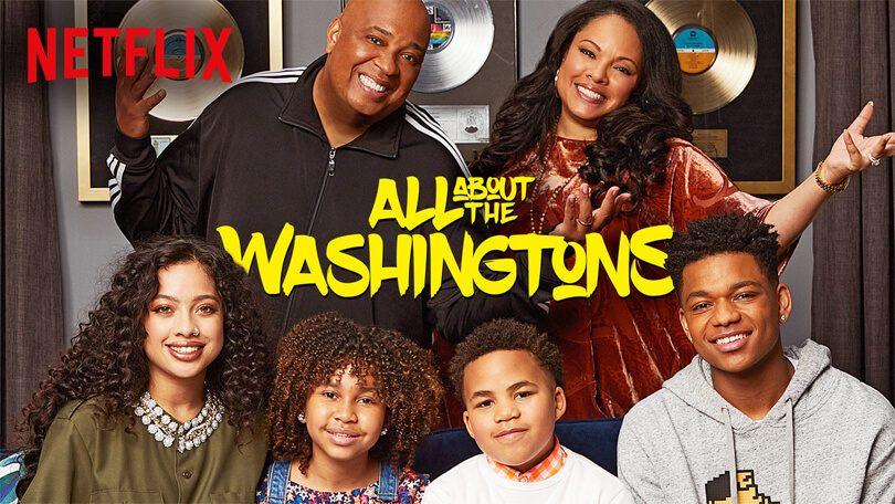 All About the Washingtons Netflix