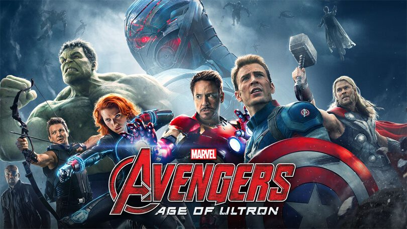 Avengers Age of Ultron Netflix