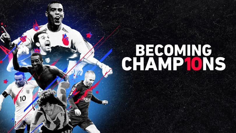 Becoming Champions Netflix