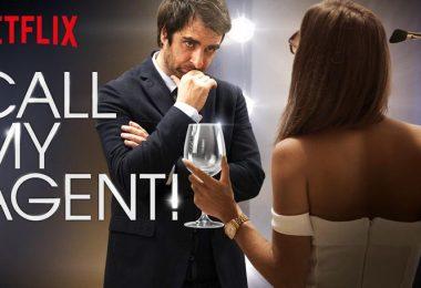 Call My Agent Dix Pour Cent Netflix