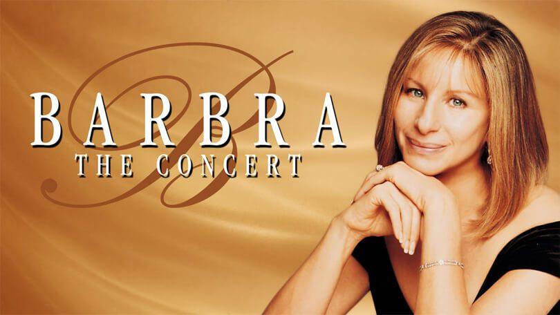 Concert Barbra Streisand (1)
