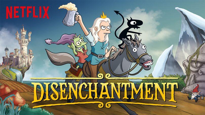 Disenchantment Netflix seizoen 1