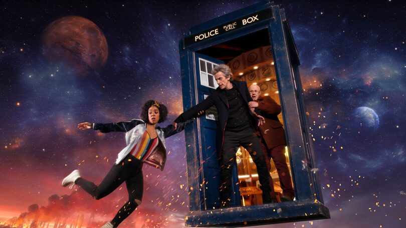 Doctor Who seizoen 10 Netflix