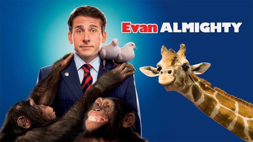 Evan Almighty Netflix
