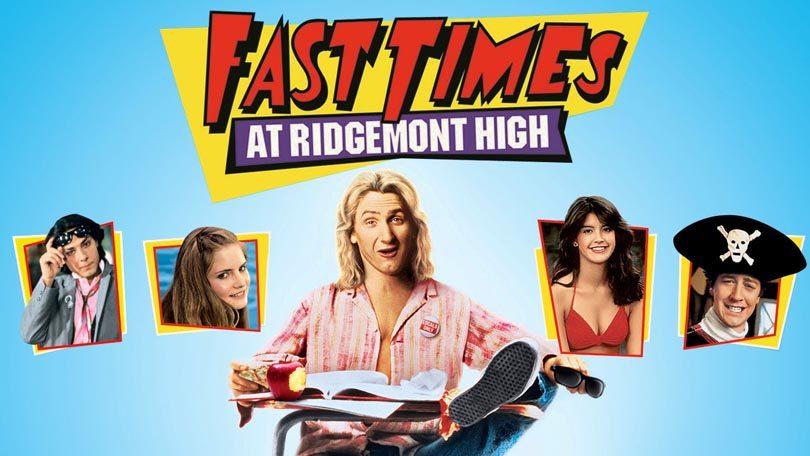 Fast Times at Ridgemont High Netflix