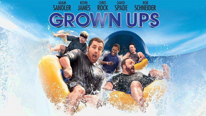 Grown Ups Netflix