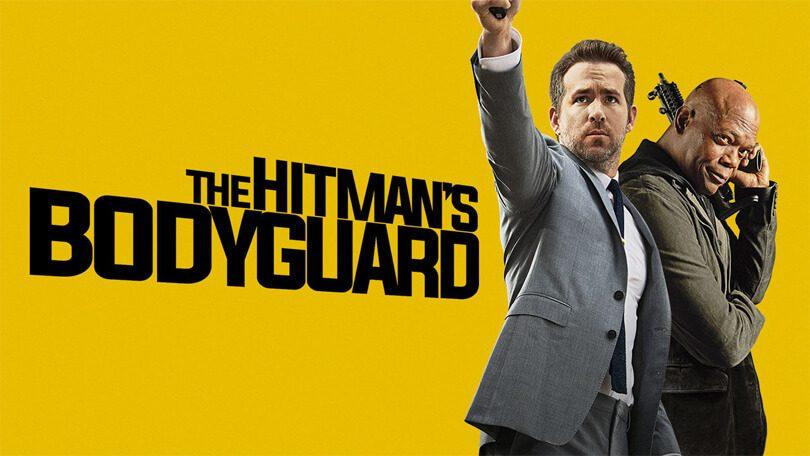 The Hitman's Bodyguard Netflix